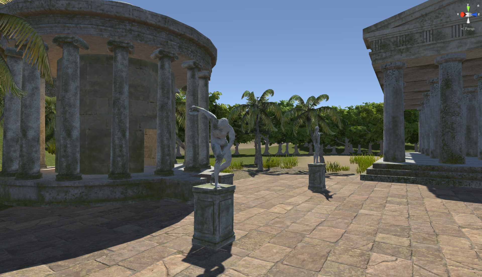 Ancient Greek Asset Pack Screenshot #1