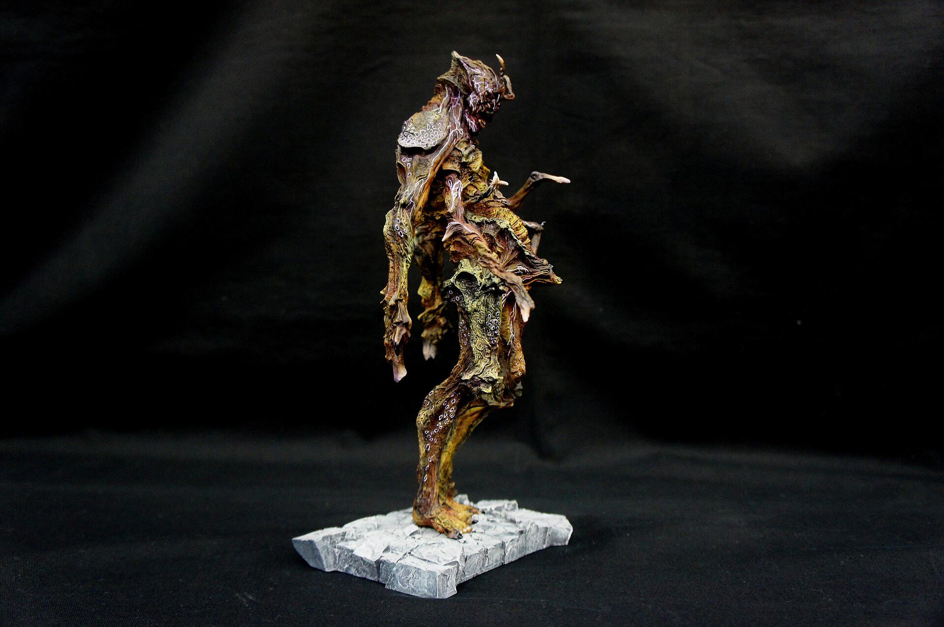 Hellpainter Unspoiled  Art Statue  https://www.solidart.club/