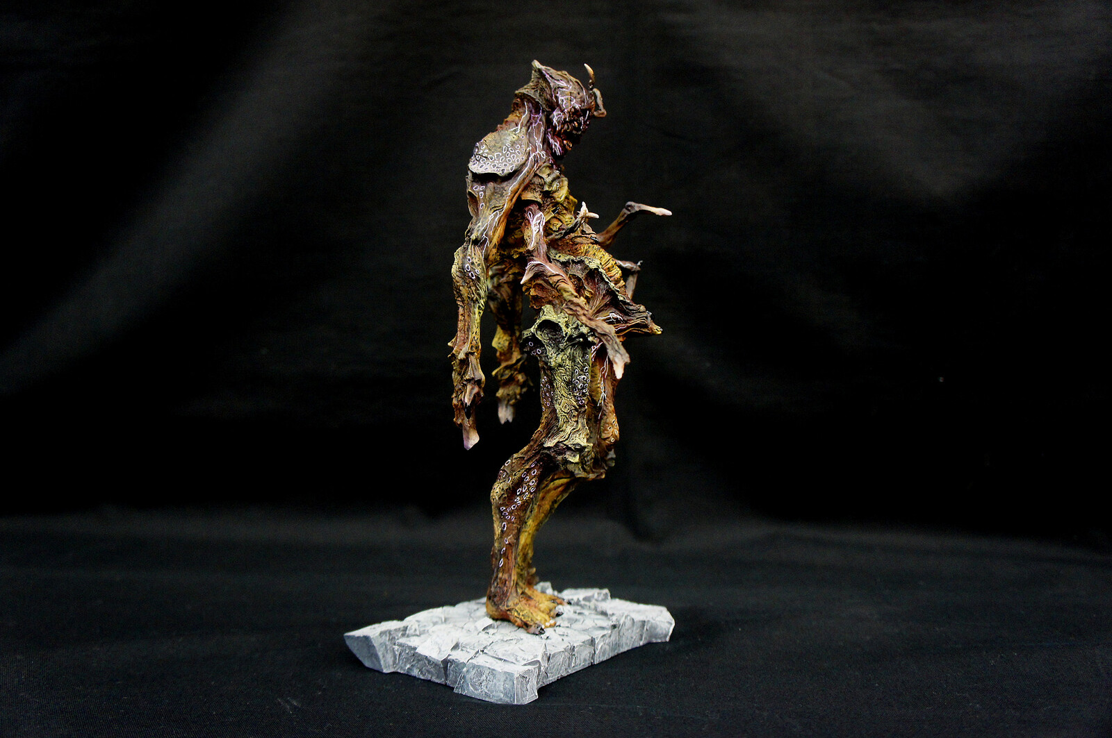 Hellpainter Unspoiled  Art Statue  https://www.solidart.club/