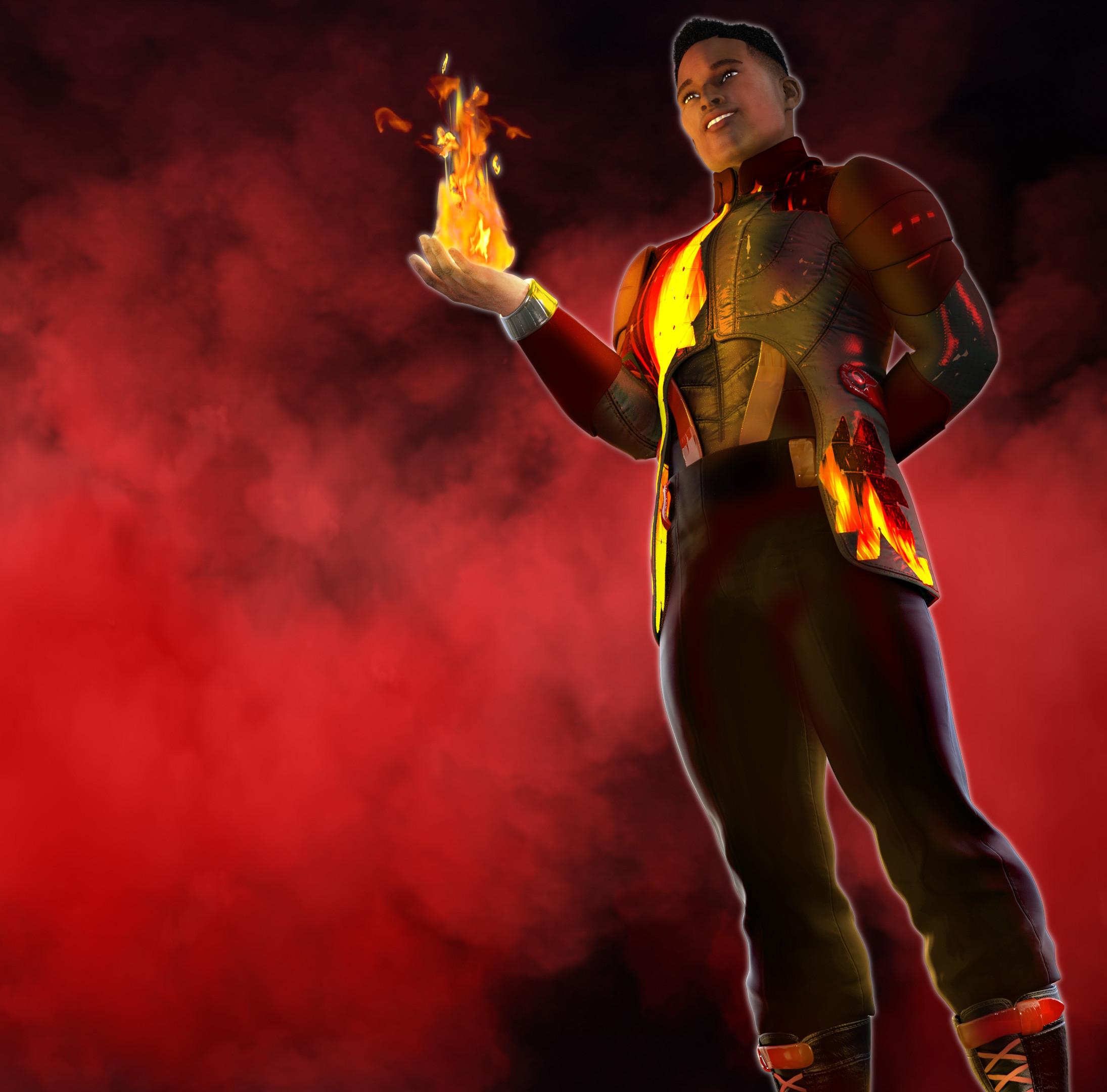 Brother Blaze