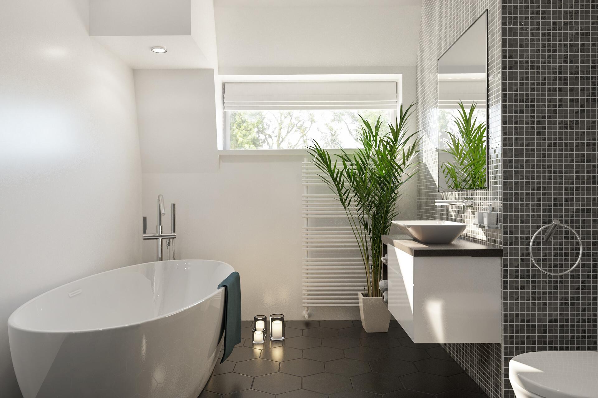 Simple Bathroom Designs Almir Jusufovic, Simple Bathroom Designs