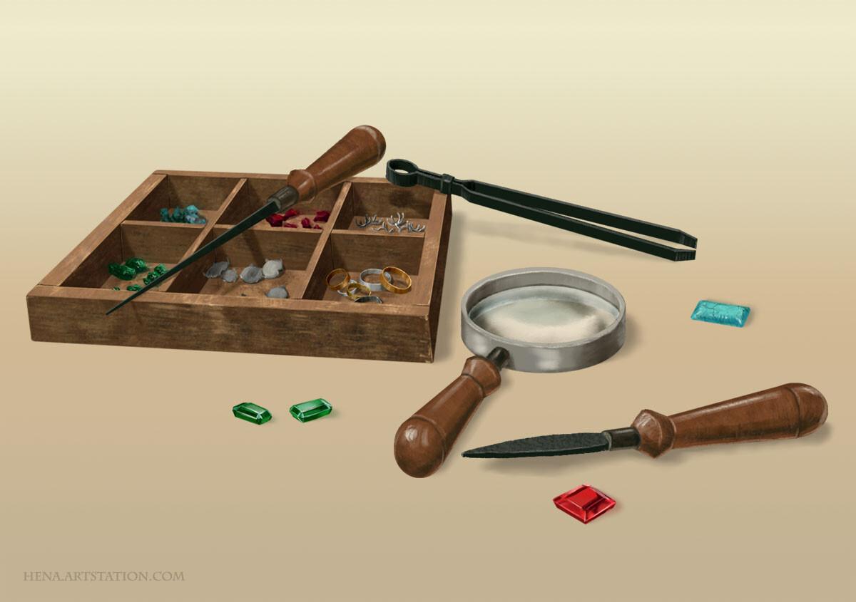 DSA: Gemstone Tools
