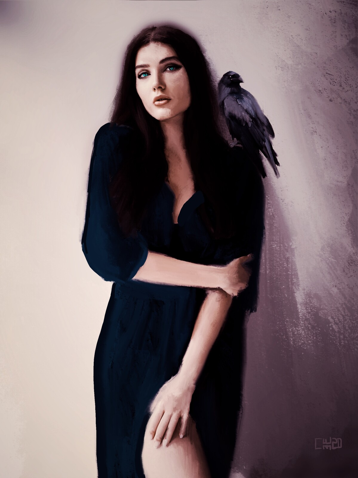The Raven's Mistress
