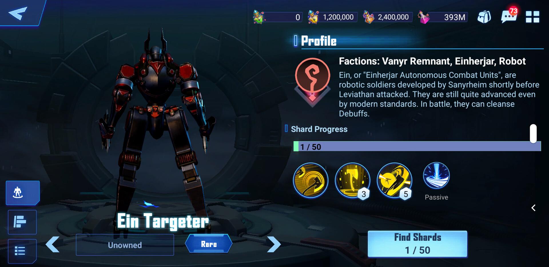 vanyr sentry in-game shot