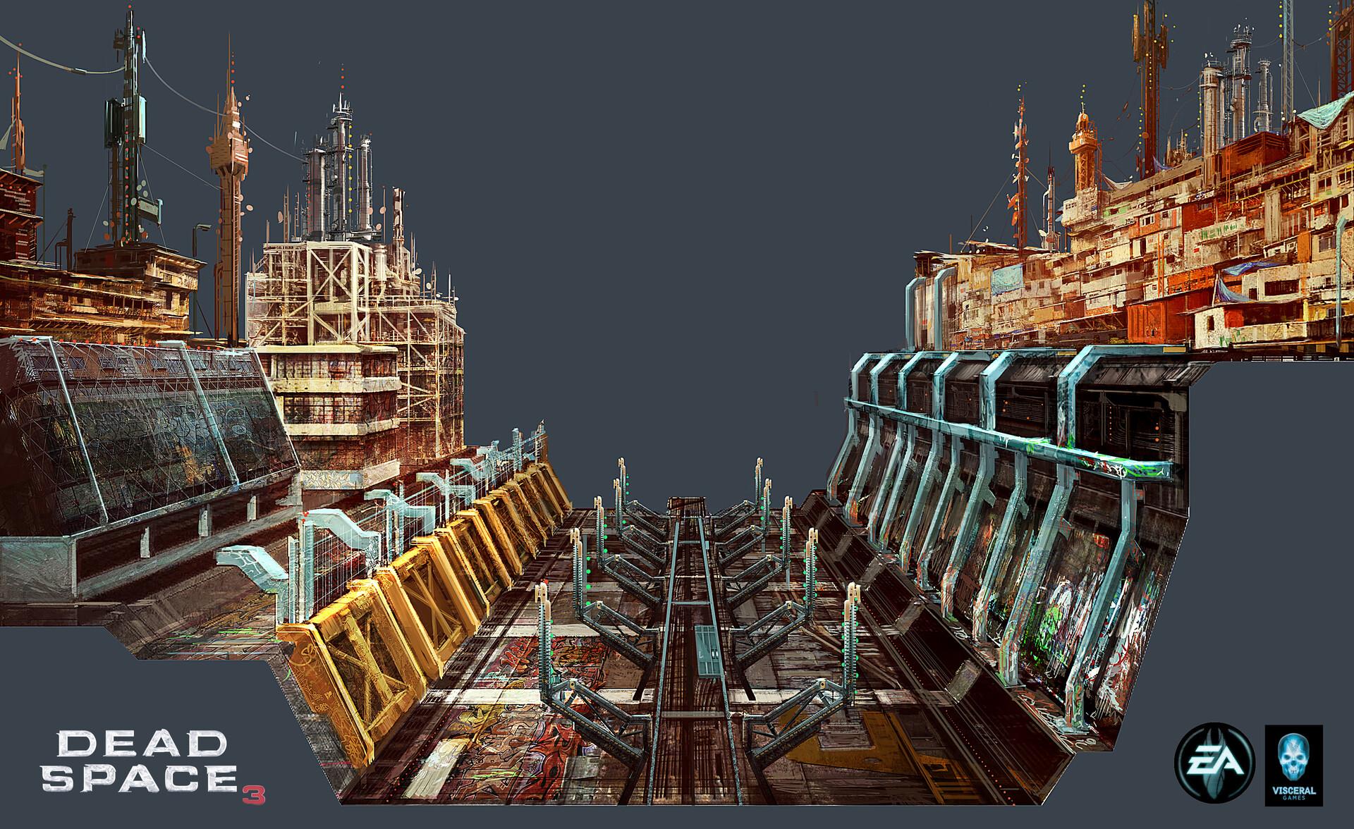 Dead Space 3 concepts 2