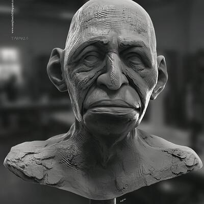 Surajit sen tarak2 0 digital sculpture surajitsen may2020s
