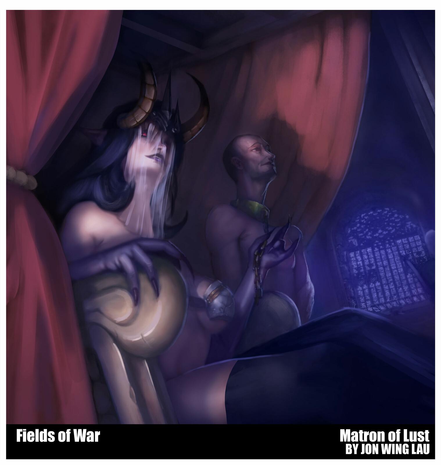 Matron of Lust