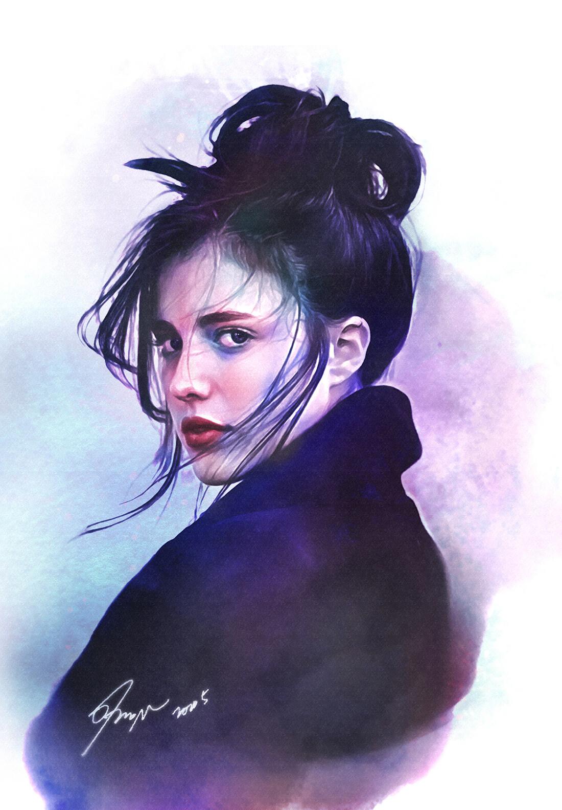 Artstation Scent Of A Woman Myoung Hoon Lee