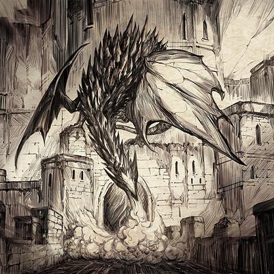 Jorge jacinto hellfire drake