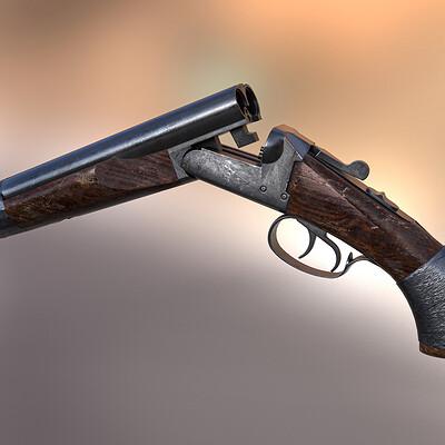 Federico zimbaldi shotgun 983