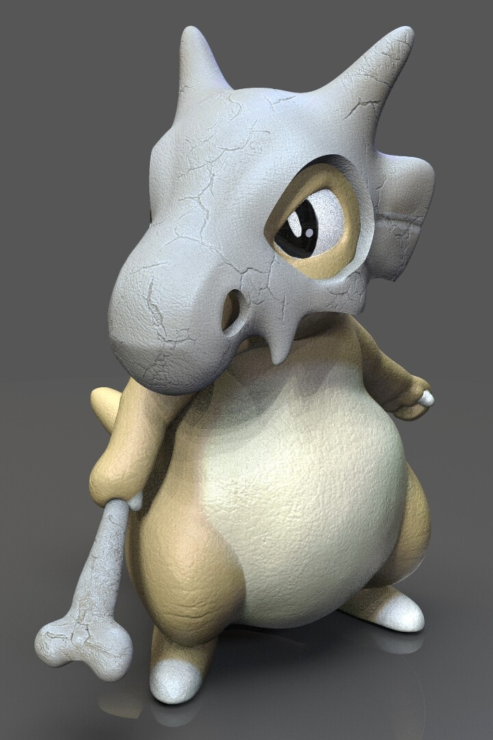 Cubone (Fan Art)