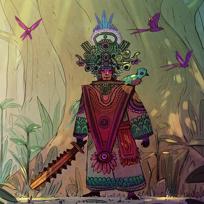 Corentin asproni gardien du temple 5