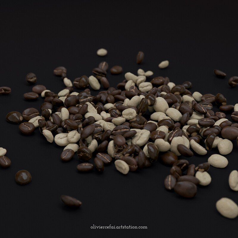 Coffee beans explainer