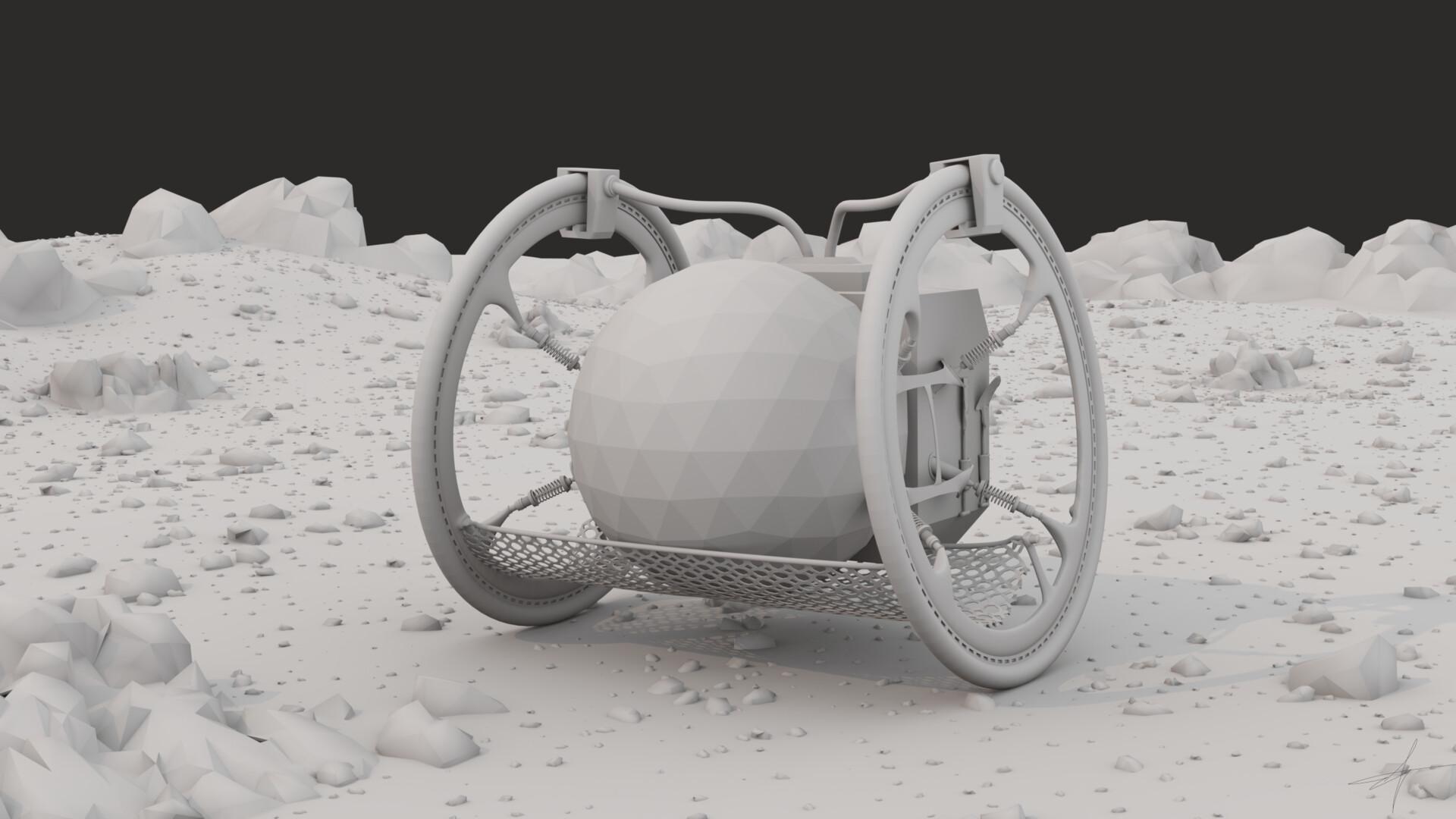 Space Rover Geo-N06 AO