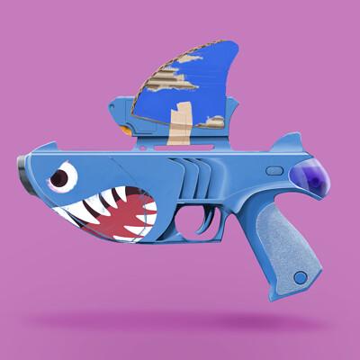 Amir dror shark gun