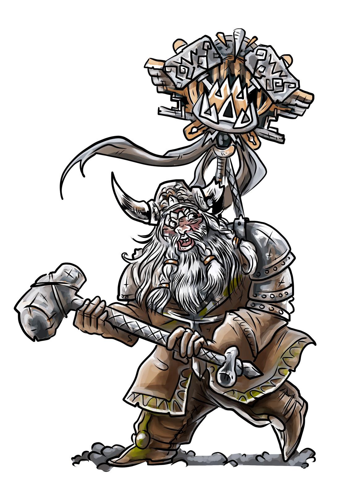Stonemaul Clan Symbol
