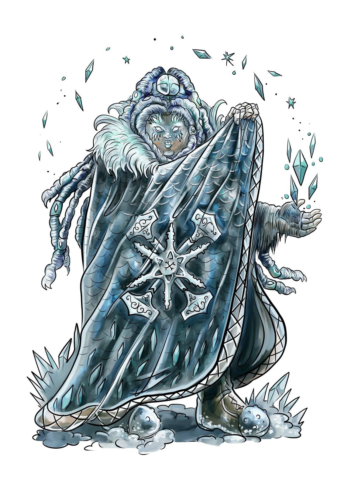 Frosthammer Clan Symbol