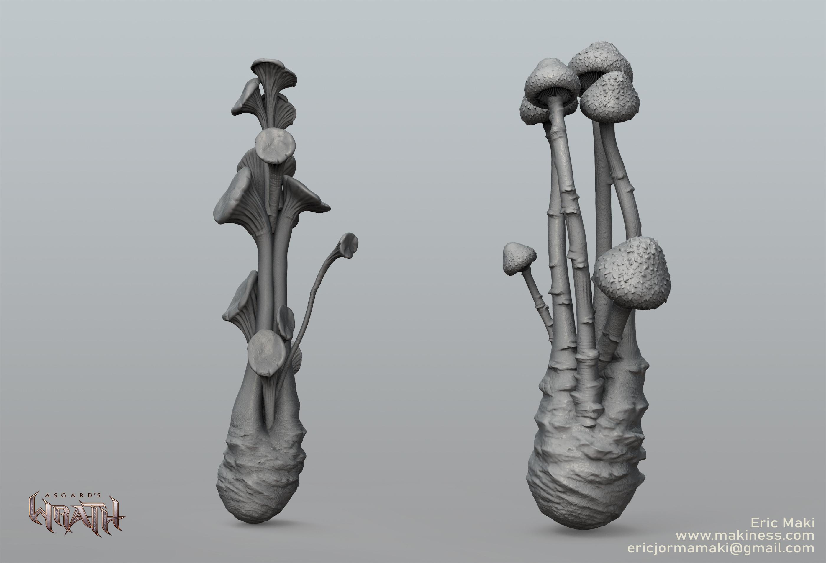 Crafting Item Sculpts