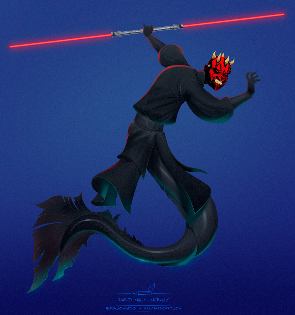 Mermay 2020 - Darth Maul