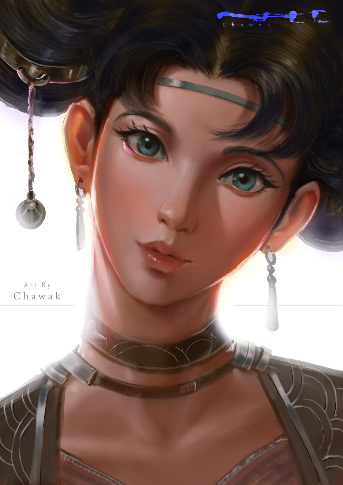 Fantasy Character Practice