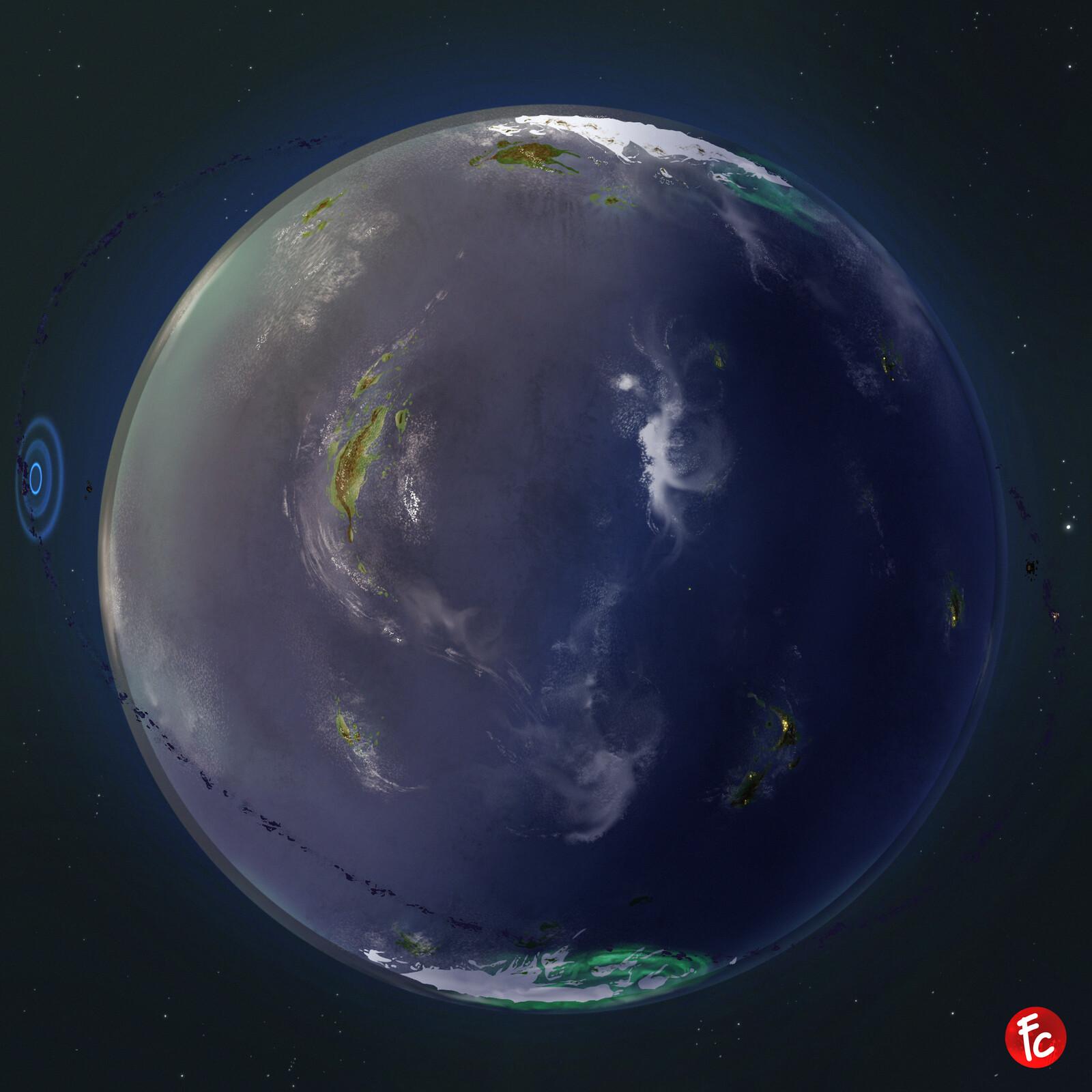 Totanus - Giant Ocean World