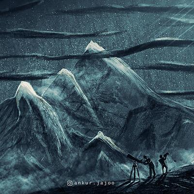 N k u r j j o o insta ankur jajoo mountains 1