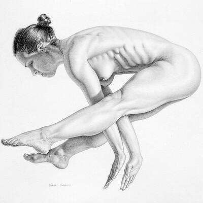 Juraj mlcoch drawing 36 juraj mlcoch estera 3