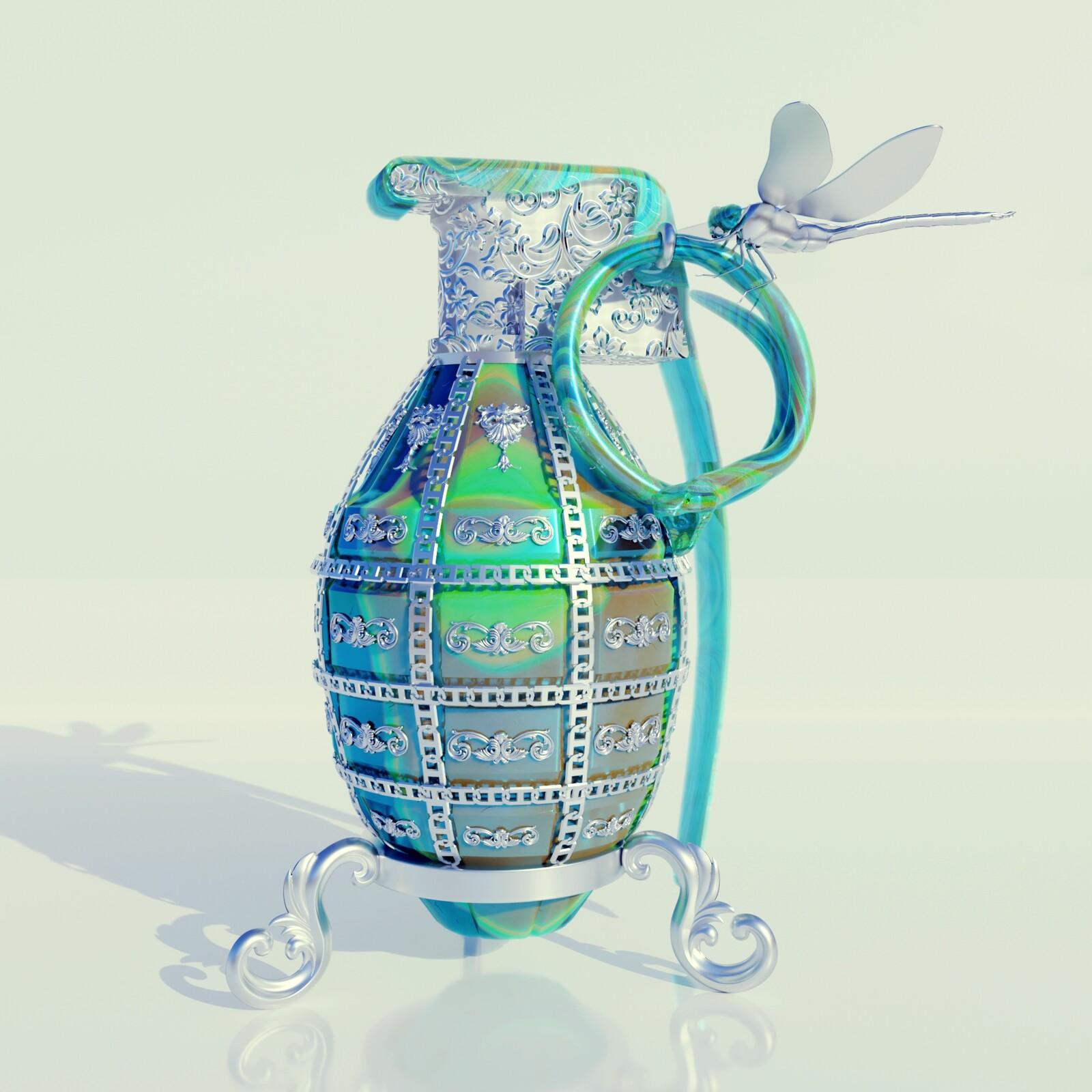 Pyrobolus Convenusto - Emerald