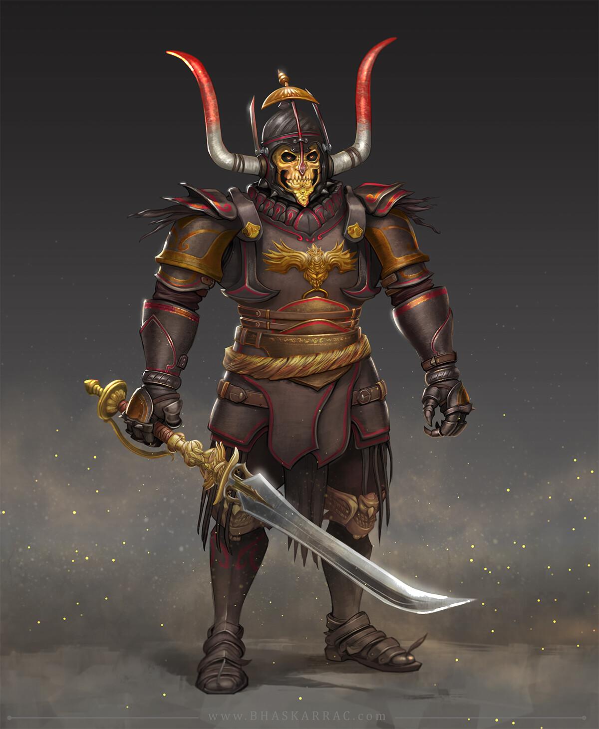 Warlord Commander