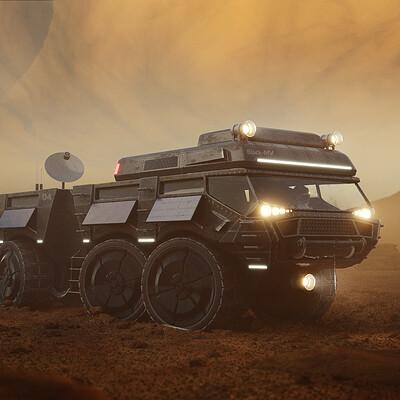 Bawar a muhamx space rover bawar a muhamx