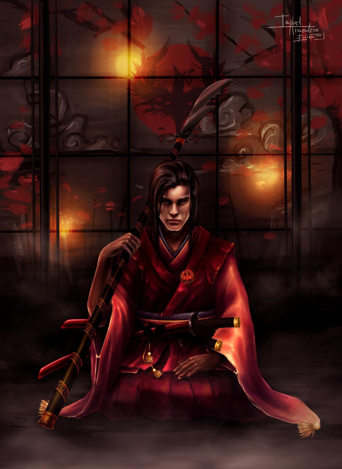 Legend of the five rings - Phoenix Clan
