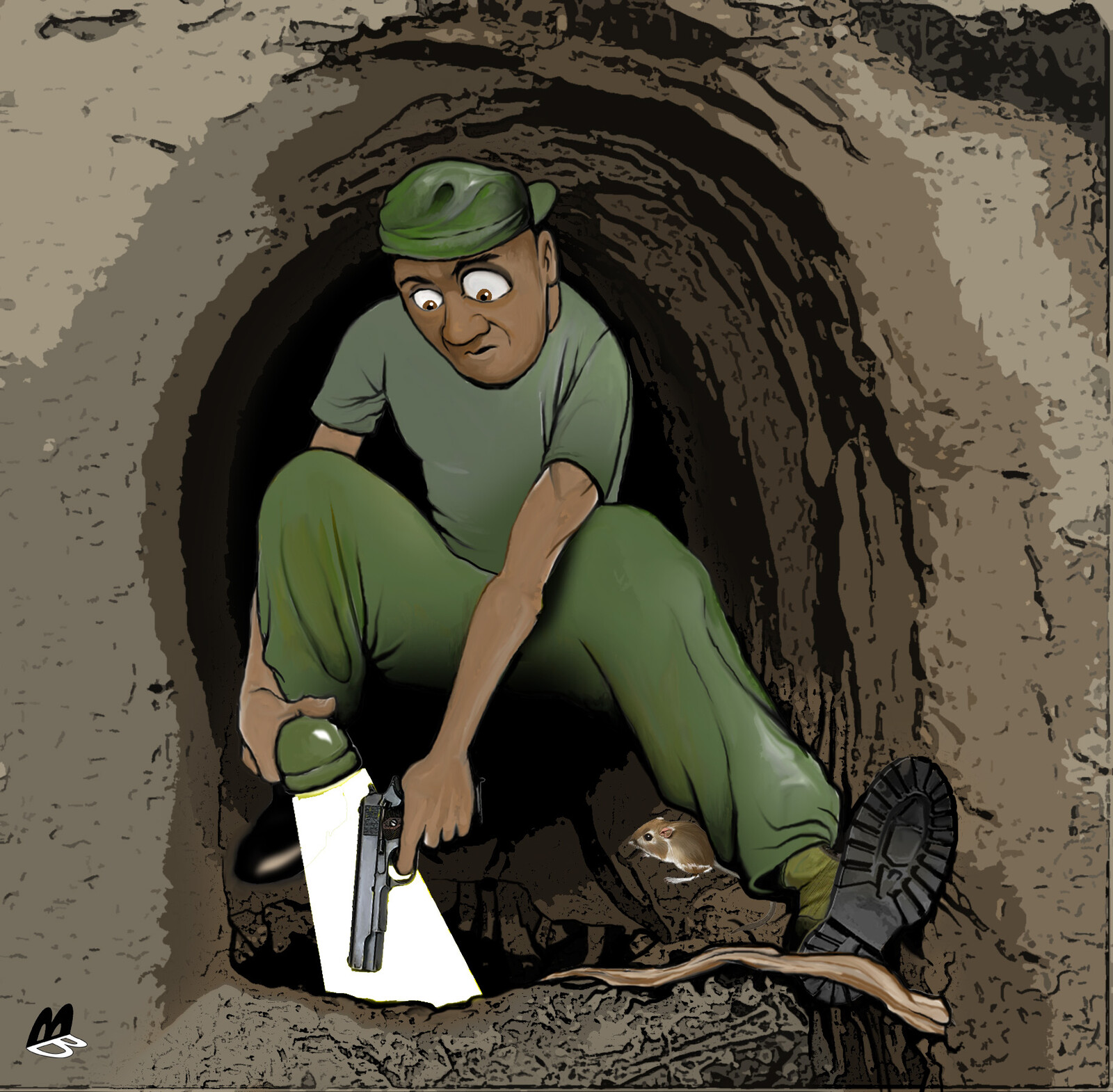 Tunnel Rat - Vietnam