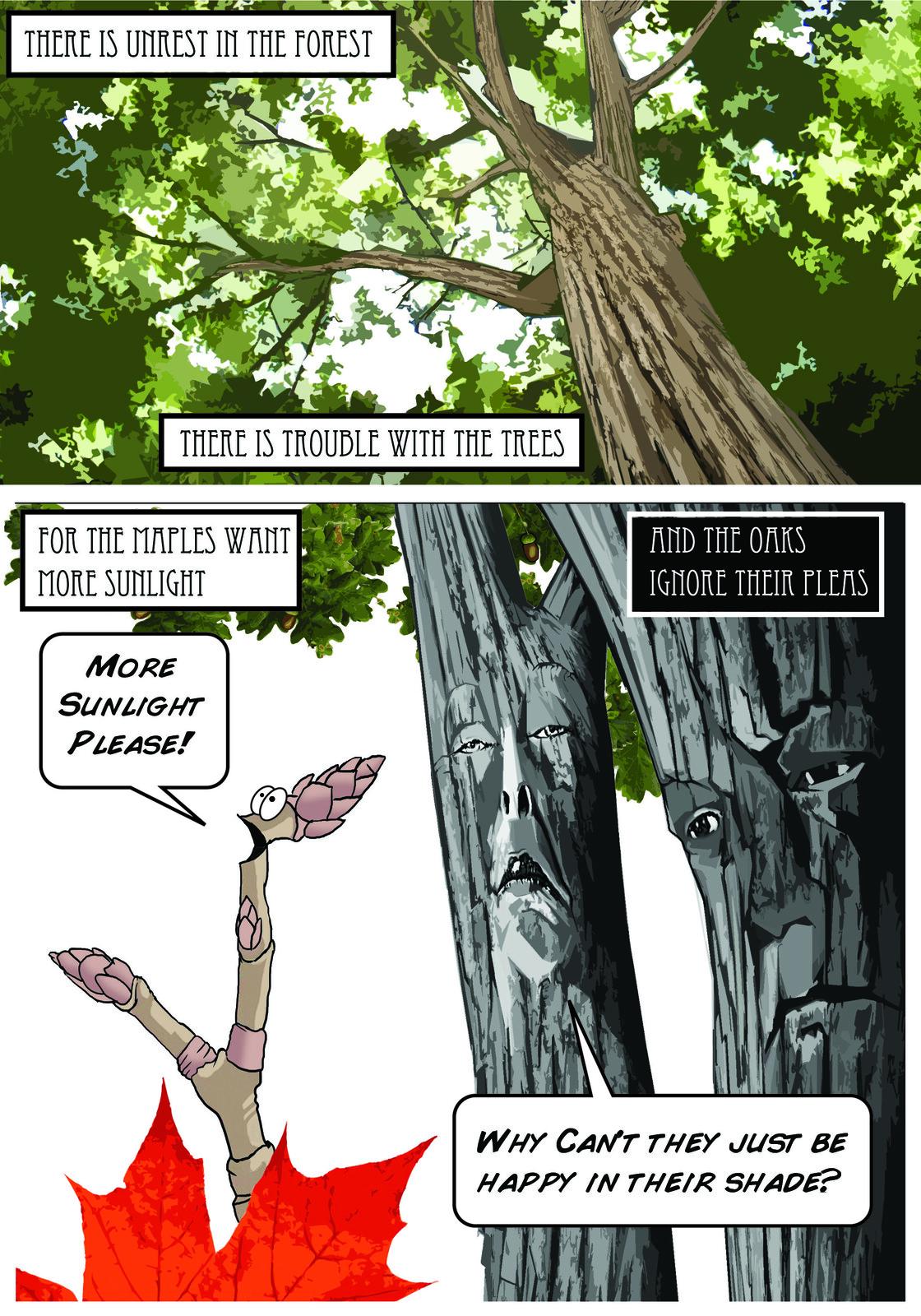 RUSH - The Trees