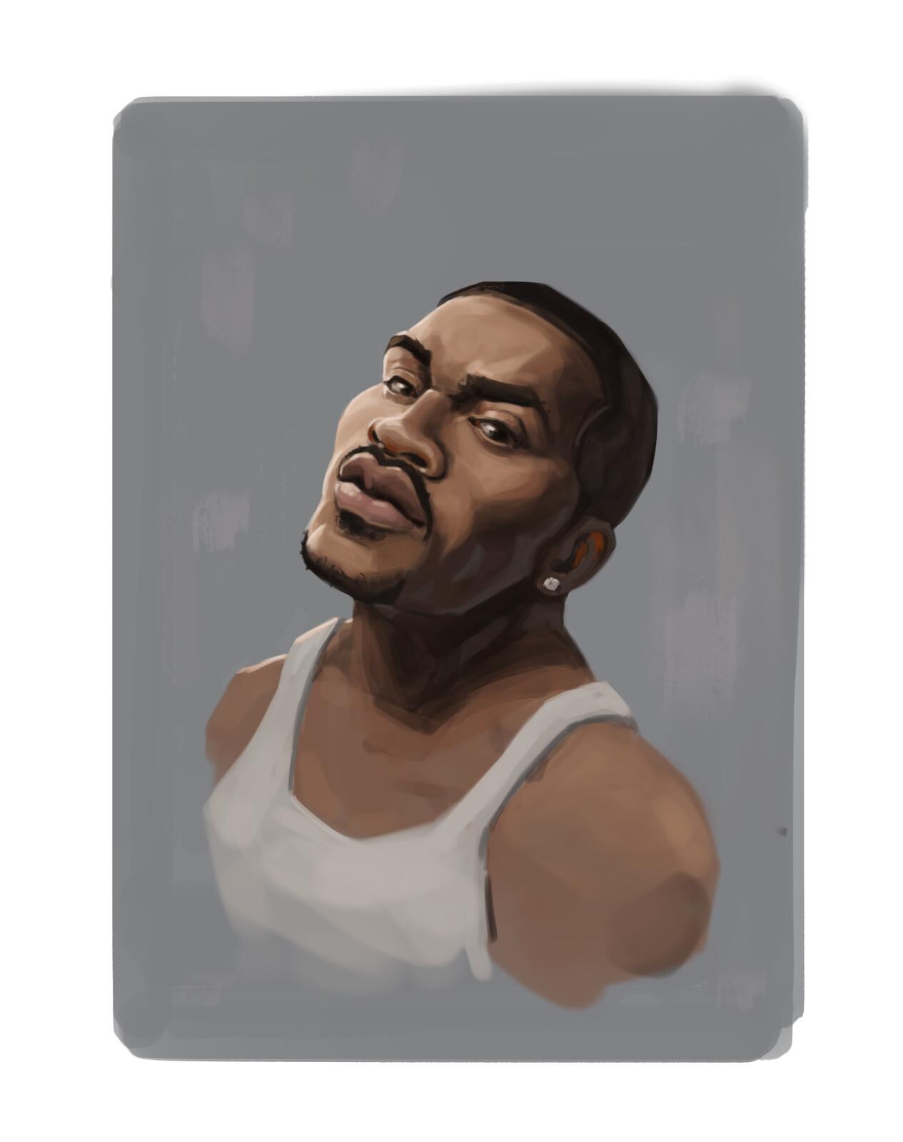 Obie Portrait