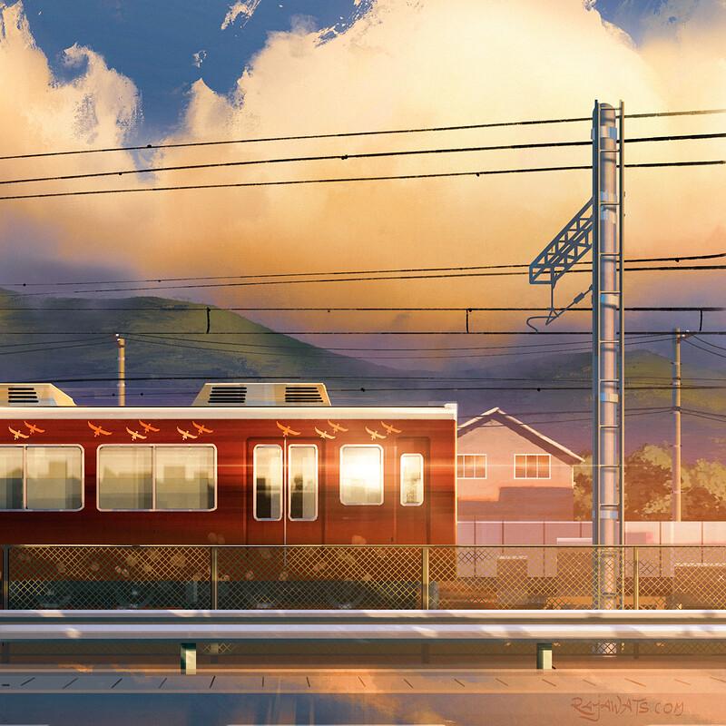 Train ( 32/365)