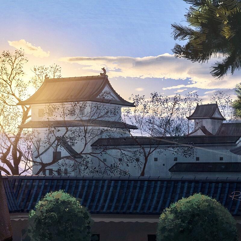 Himeji Castle (36/365)