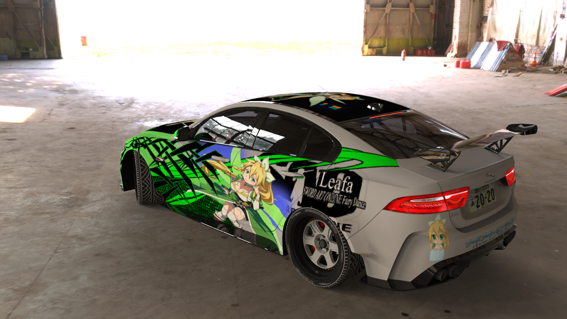 Ilham Al Hakim Jaguar Xe Sv Project 8