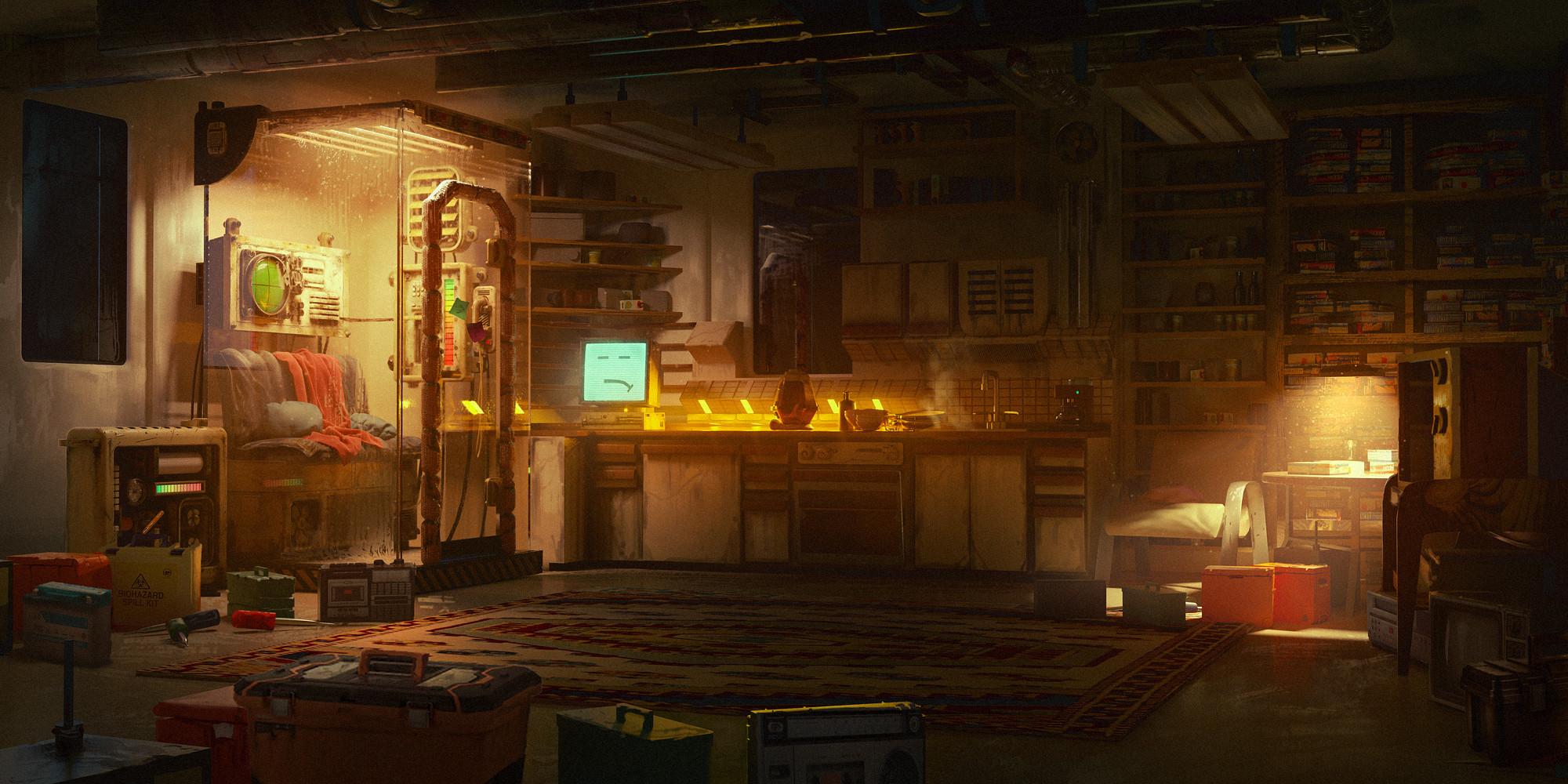 Room concept 2