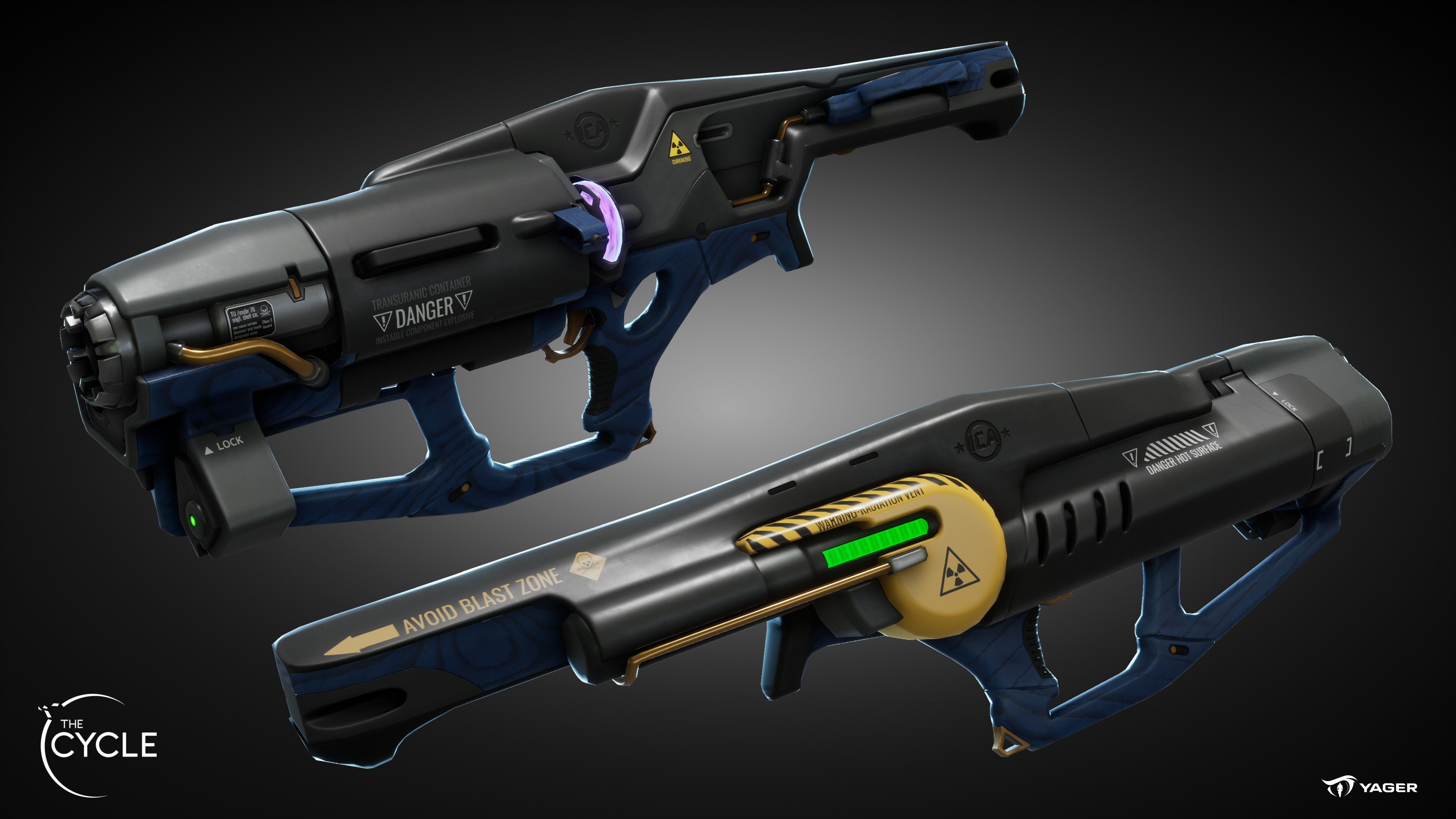HAZE (Plasma energy-field launcher)