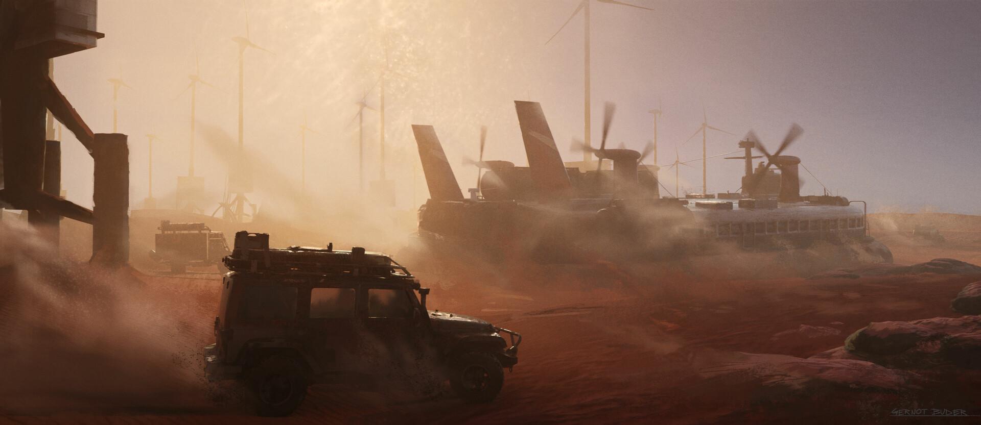 Desert Expedition