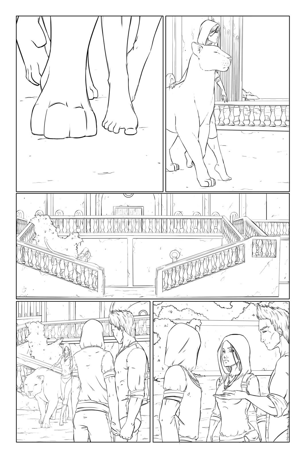 Page 29 - Line art