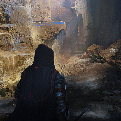 Taha yeasin canyon underpass