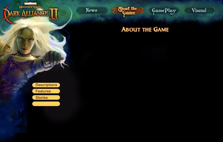 Baldur's Gate Dark Alliance 2.com