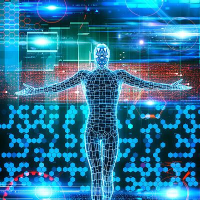 Luca oleastri cyberspace avatar