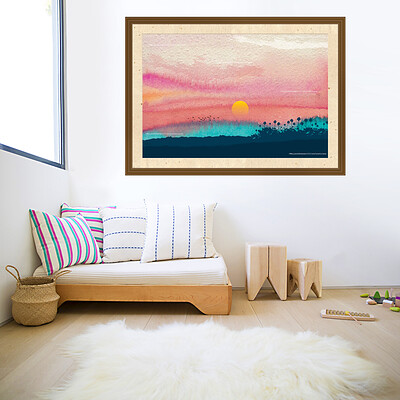 Rajesh r sawant echo collection landinggoa sunset ready bg