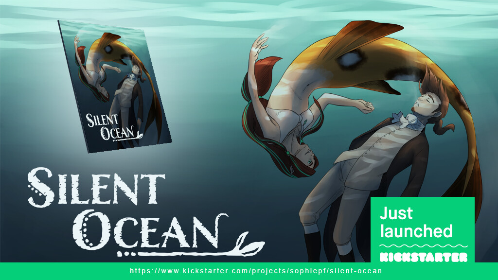 Back now on Kickstarter: https://www.kickstarter.com/projects/sophiepf/silent-ocean