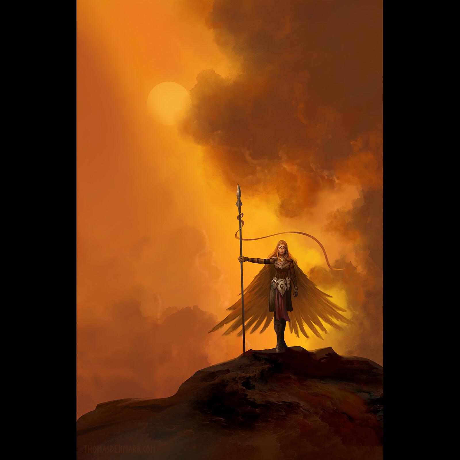Geiravor - the Spear-Bearer