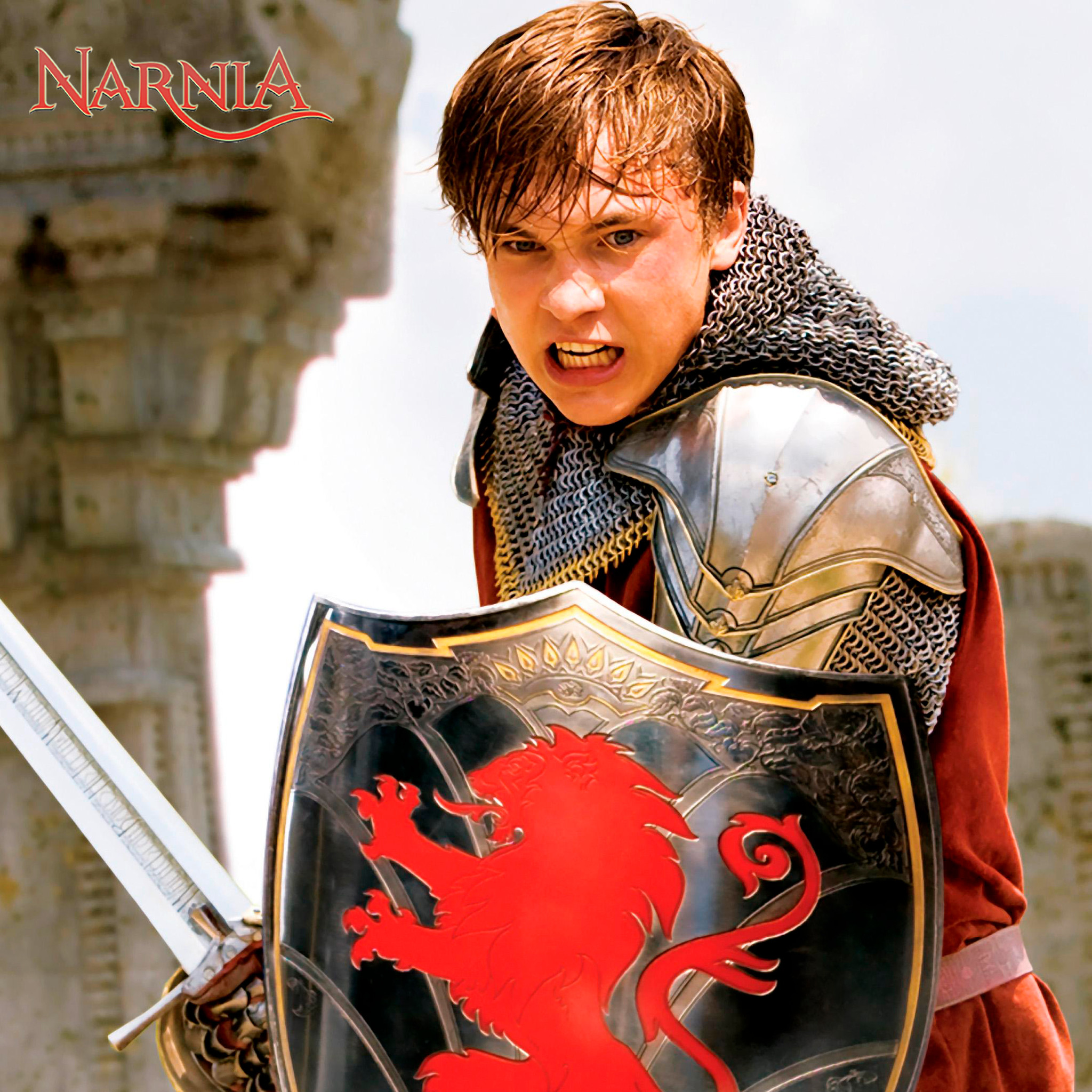 William Moseley as King Peter