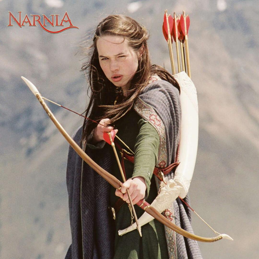 Anna Popplewell as Queen Susan