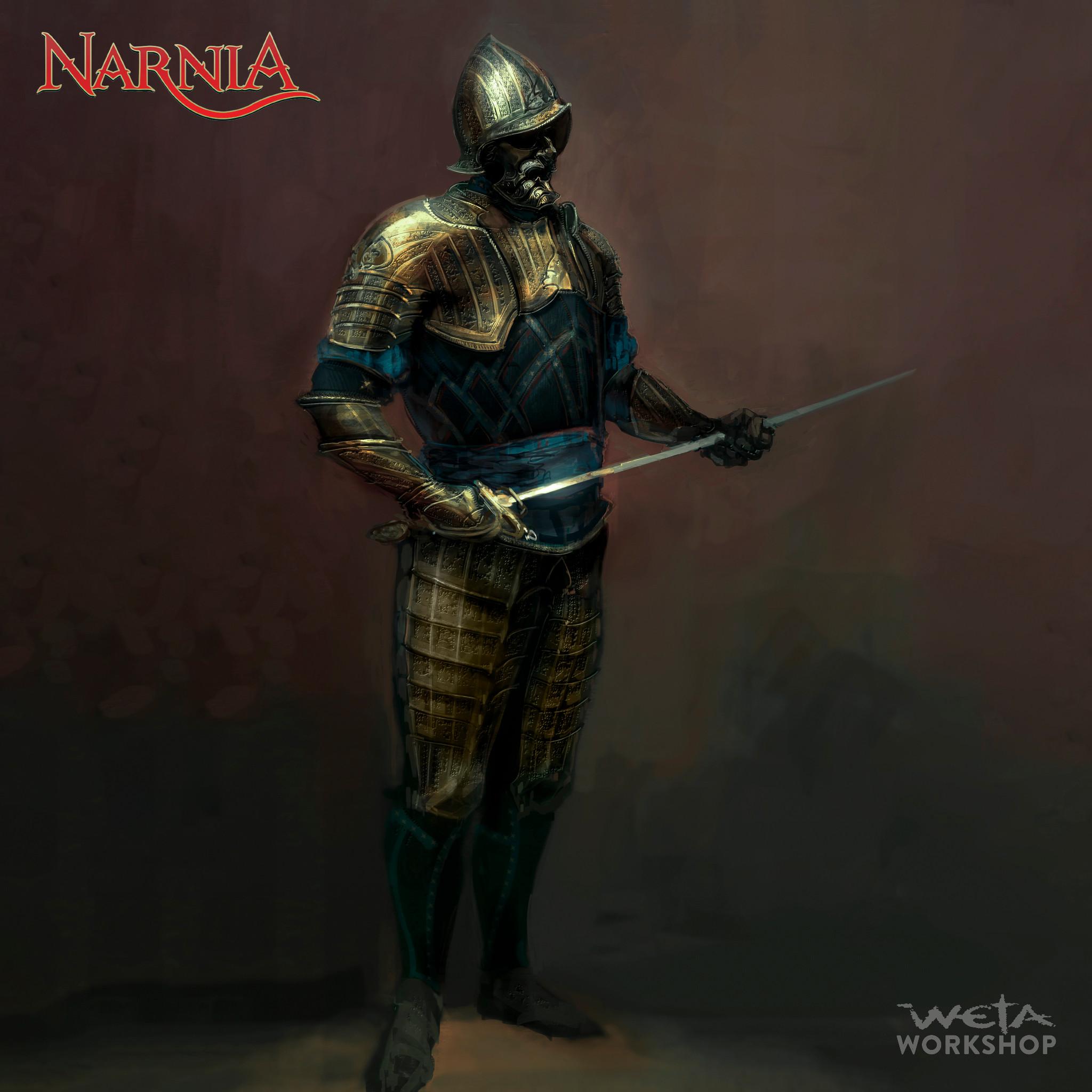 Miraz Armor